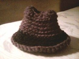 Toy Detective Hat from the side