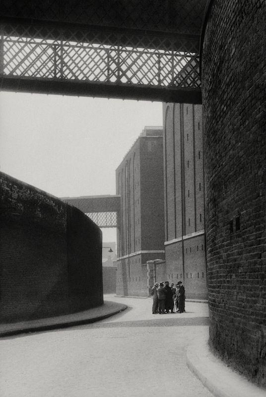 Power Station, Bankside, London, by by E.O. Hoppé, 1933.