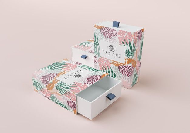 Download Isometric Box Mockup Box Mockup Packaging Mockup Free Mockup