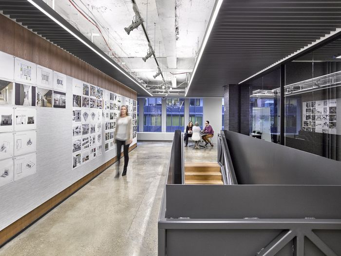 Office Tour: Gensler Offices U2013 New York City | City Office, Corporate  Interiors And Interior Work
