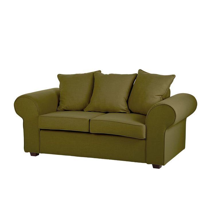 Sofa Colmar 2 Sitzer Webstoff