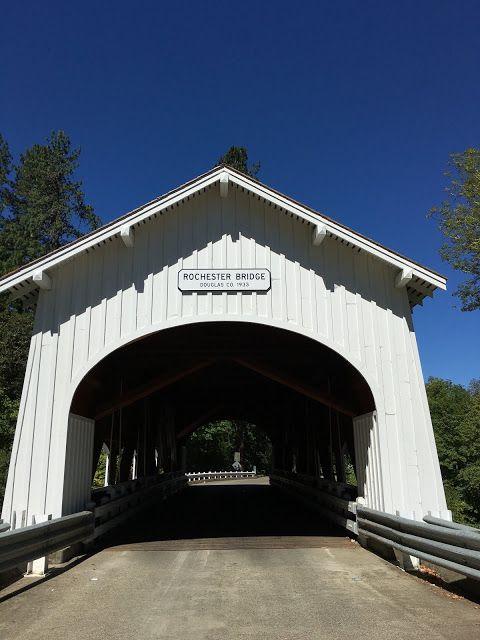 Puentes Cubiertos en Oregon | De Madrid a USA