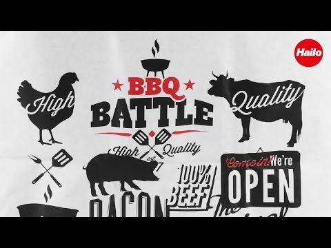 Hailo PaperBag BBQ - The stylish alternative to the black bin bag!