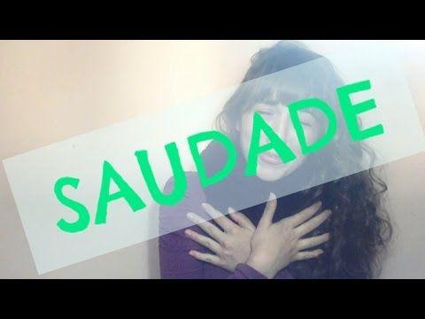 Saudade só existe em português? | Brasileirices