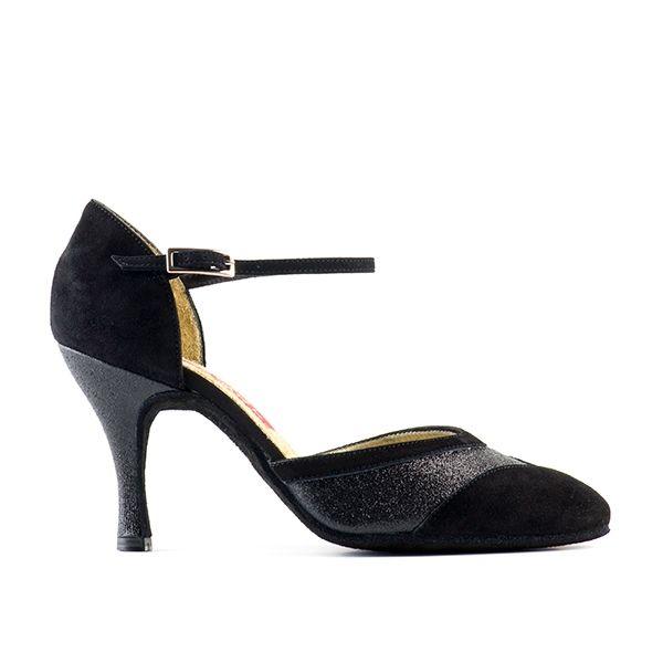 CHARLESTON NERO 663_80/3, ballo sociale ----- BLACK CHARLESTON 663_80/3, social dancing ----- #Paoul #danceshoes #scarpedaballo #ballosociale #dancingshoes #dance #ballo #socialdancing