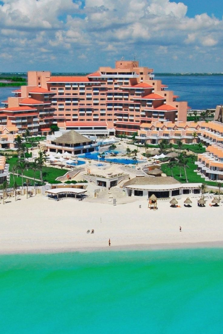 Omni Cancun Hotel & Villas All Inclusive - Cancun, Mexico - Bliss out on the beach or stay busy, snorkeling and touring nearby Mayan ruins.