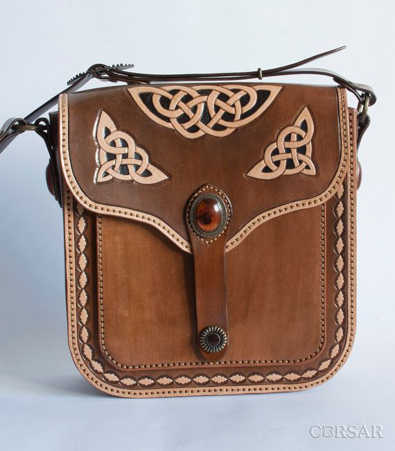 """Women bag """"Celtic knot"""""""