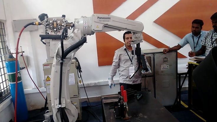 robotics 4D welding machine arc welding machine panasonic