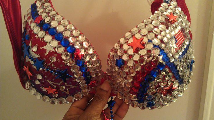 RAVE BRAS custom designed ,handmade ,sexy bras.