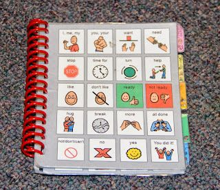 Improving Communication Skills for Non-Verbal Children Through the Use of Aided Language Boards