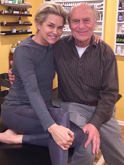 Yolanda Foster Thanks Doctor for Being 'Guiding Light' in Lyme Disease Battle http://www.people.com/article/yolanda-foster-thanks-doctor-for-lyme-disease-help