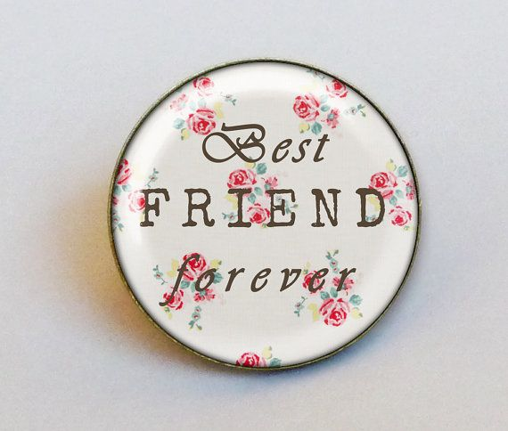 Check out this item in my Etsy shop https://www.etsy.com/listing/208353372/floral-best-friend-forever-adjustable