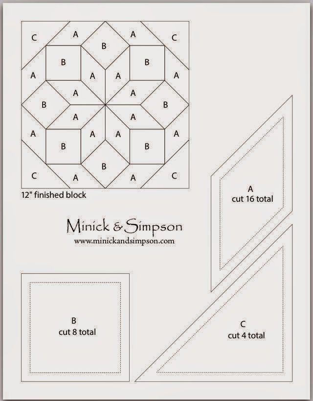 Diferentes técnicas de patchwork