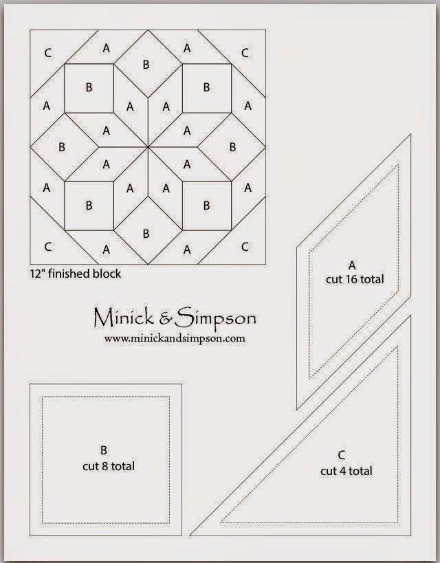 Entretelas y patchwork: Técnicas de patchwork                                                                                                                                                                                 Más