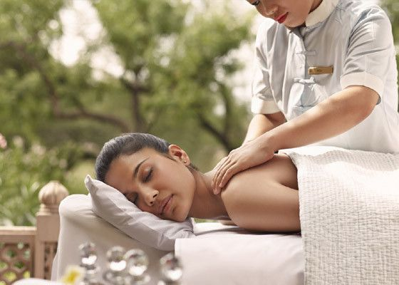 Spa Therapies & Treatment