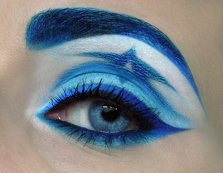 Israel independence day https://www.makeupbee.com/look.php?look_id=84032