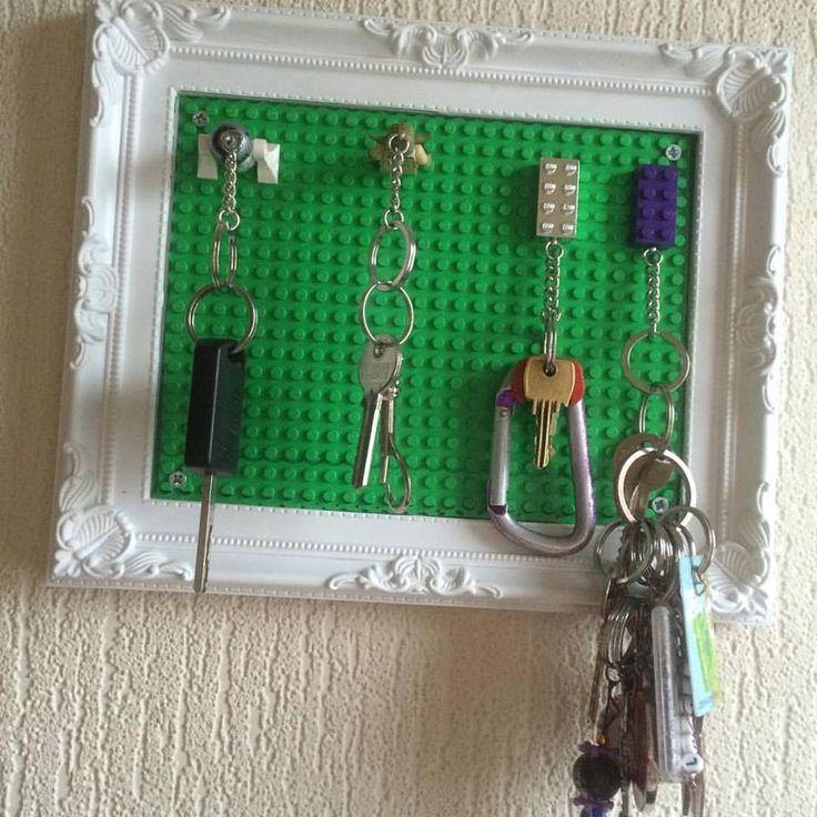 Best 25+ Lego key holders ideas on Pinterest | Key hangers ...