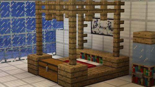 Furniture Ideas – Minecraft ideen