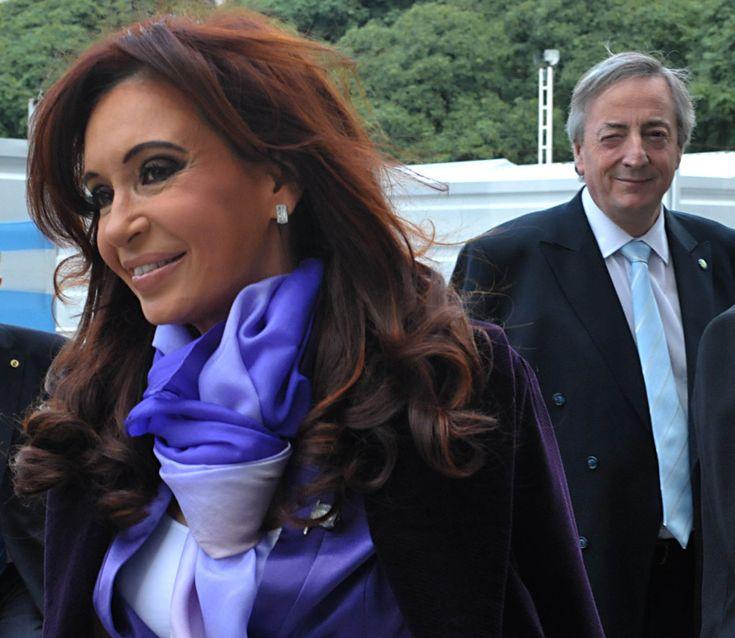 Biografía de Cristina Fernández de Kirchner | Cristina Fernandez de Kirchner