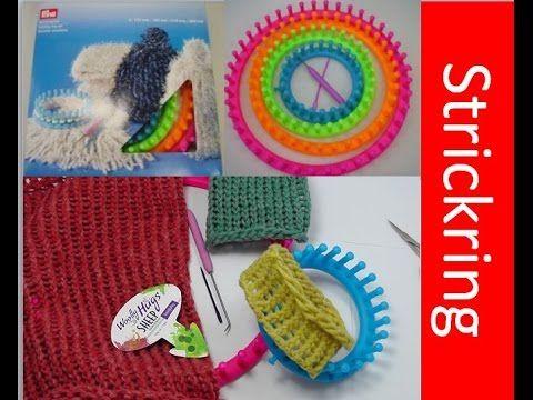 Strickring - Loom Knit - PRYM - Vorstellung - Veronika Hug