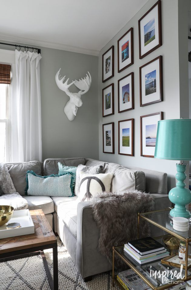 5 Ways To Add Unique Style To Your Walls. Decor Ideas HomePhoto WallsCool IdeasLiving  Room ... Part 87