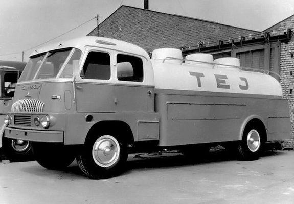 Csepel D700 1955