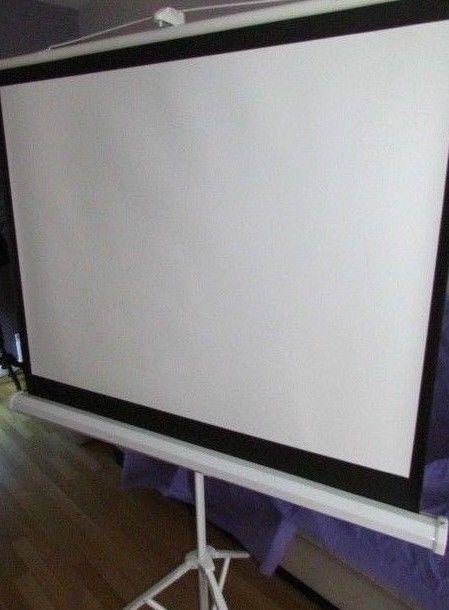 Portable Movie Film Projector Screen With Tripod stand  #projectorscreen #movie #homemovies #portablescreen #filmscreen #dandeepop Find me at dandeepop.com