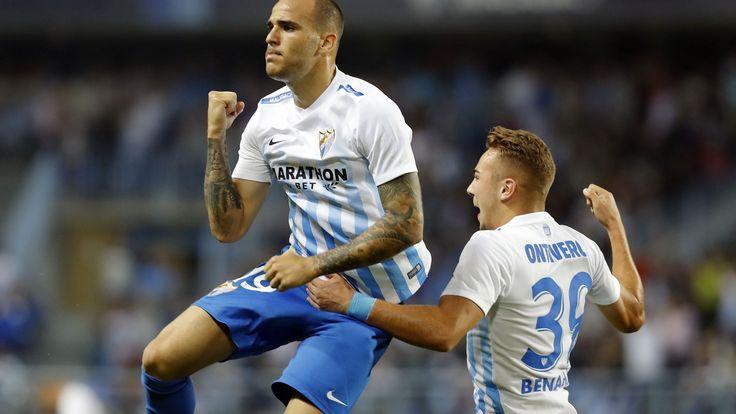 Sandro se enfrenta mañana a su ex equipo! 16:15 F.C. Barcelona vs Málaga! (Camp Nou) A por todas mi Málaga! @Malaga #9ine