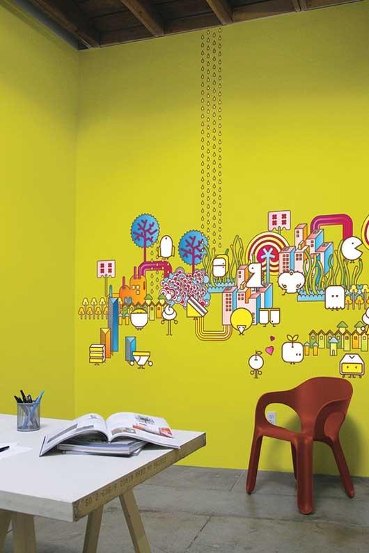 40 Best Kids Room Wall Design Stickers