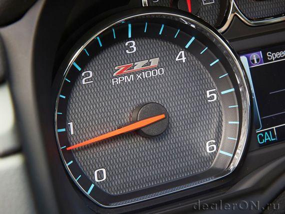 Панель инструментов Шевроле Тахое 2015 с пакетом Z71 / Chevrolet Tahoe Z71 2015