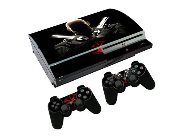 >> Click to Buy << Hitman 47 1 Pcs Console Skin Stickers + 2 Pcs controller Stickers For ps3 fat for PS3 fat wireless controller #Affiliate