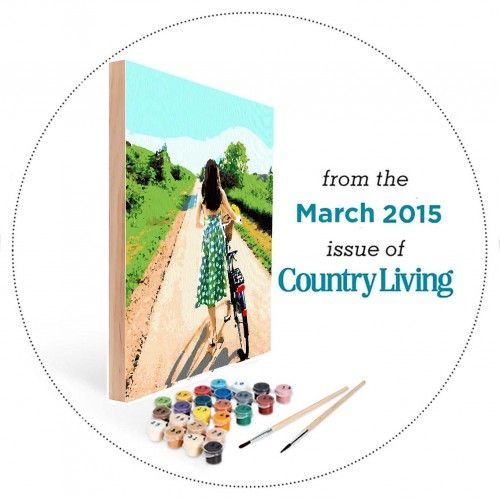 21 best country living magazine kits images on pinterest for Country living magazine cross stitch