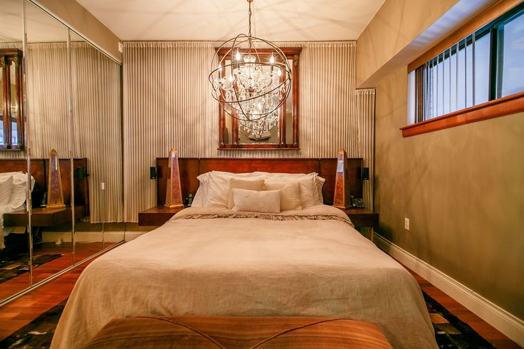 Petits bijoux new-yorkais La ville ne dort jamais, mais vous pouvez dormir (et très bien) dans cette superbe chambre. #NY #Luxuryhome #homesweethome http://fr.luxuryestate.com/p22866702-appartement-en-vente-new-york