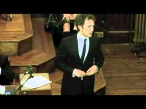 How to deal with the appeasers of genocide. This YouTube video of  Douglas Murray has suddenly gone viral. It is a magnificent put-down of all those who dismiss the mortal threat posed by Iran's nuclear programme.