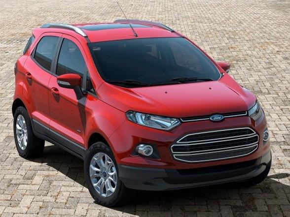 2013 Ford EcoSport Titanium Release Date
