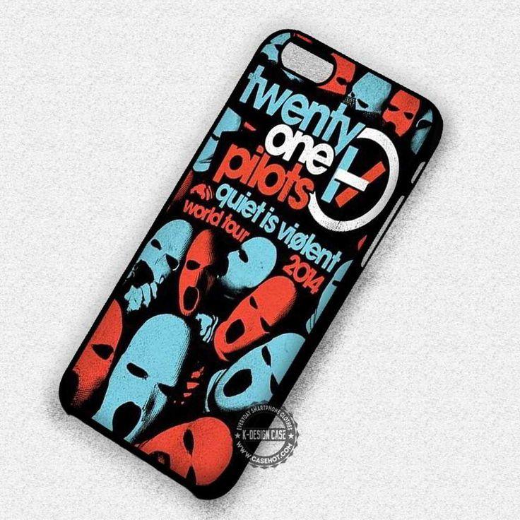 World Tour Twenty One Pilots - iPhone 7 6s 5c 4s SE Cases & Covers