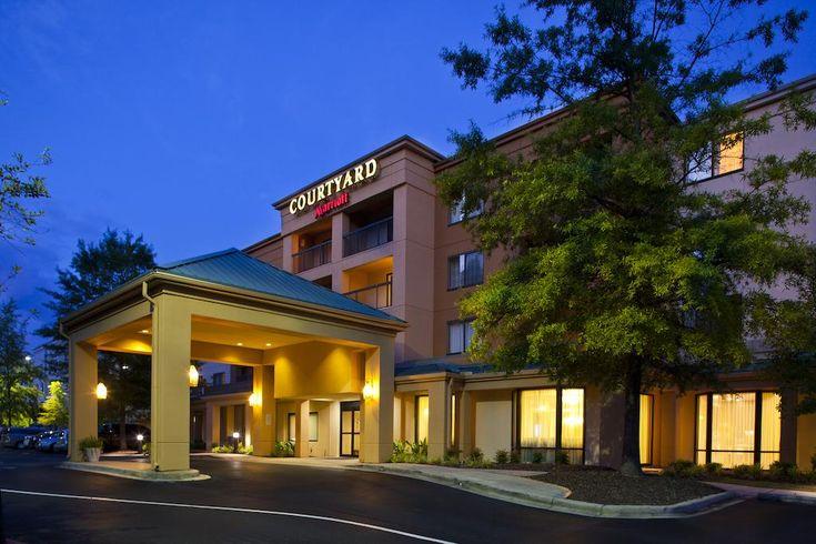 Hotel Courtyard Birmingham Colonnade, USA - Booking.com