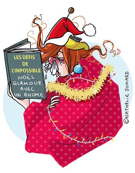 Petit précis de Grumeautique - Blog illustré: Noël glamour