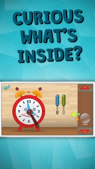 EdApp, Curious Kids and Clock Playtime App Review and Giveaway, Math App
