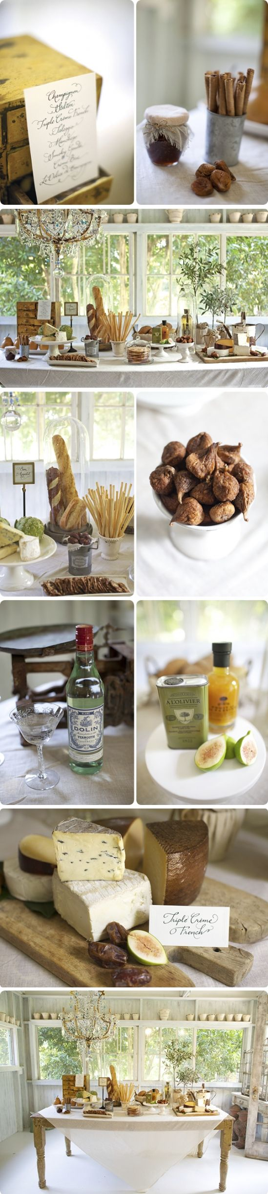 Bon Appétit: A Display of European Cheeses and Libations » Love Notes Wedding Blog
