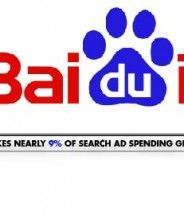 Baidu Takes Nearly 9% of Search Ad Spending Globally: While Google banned in the rapidly growing China market, the local company Baidu is anticipated to take nearly 9% of the search ad spending in 2015. #Baidu #China #Google