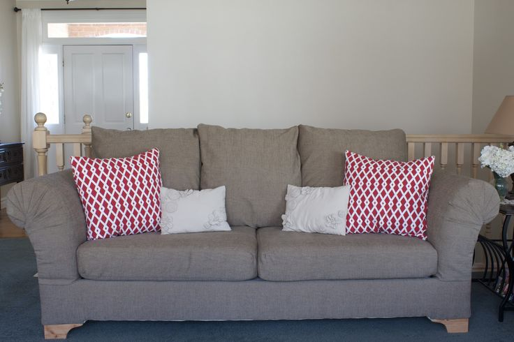 Reupholstering is on my bucket list and this is the best tutorial I have ever seen. It doesn't seem so overwhelming know.