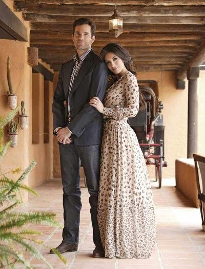 Love this dress ana brenda contreras is wearing!