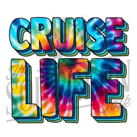 Cruise Life Png File Sublimation Design Digital Download Etsy Lettering Alphabet Digital Download Etsy Sublime