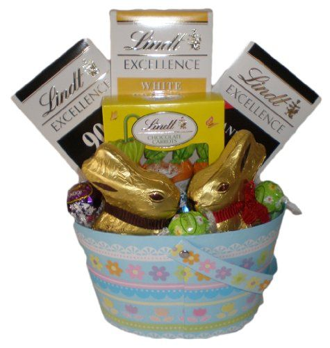 310 best easter images on pinterest disney inspired outfits happy easter lindt deluxe chocolate bunny gift tote this ultimate lindt chocolate gift tote is sure to please the chocolate lover on your easter list negle