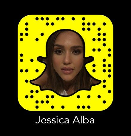 Jessica Alba Snapchat Username & Snapcode  #jessicaalba #snapchat http://gazettereview.com/2017/05/jessica-alba-snapchat-username-snapcode/