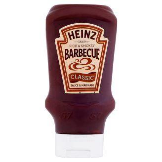 Heinz Classic barbecue szósz 480 g - Tesco Bevásárlás