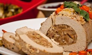 Tofu turkey with all the trimmings? Britain carves out a meat-absolutely free Christmas
