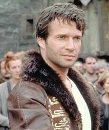 James Purefoy, here in A Knight's Tale as the black prince of wales
