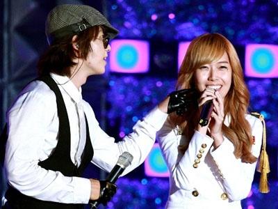 Jessica & Donghae [Super Junior]
